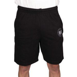 Pantaloni Corti Uomo Sessantallora Nero