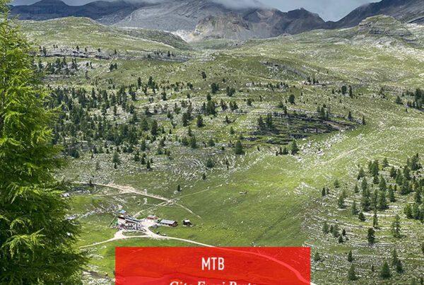 Gita Fuori Porta - Dolomiti 2021 - Allenamento MTB