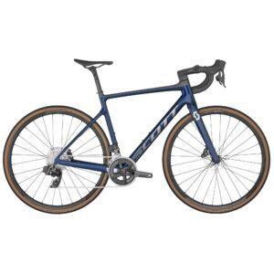 bici da corsa Scott Addict 10 Blue | 2022