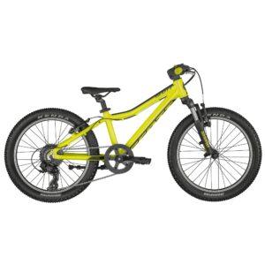 bici bimbo Scott Scale 20 Yellow | 2022