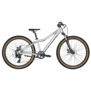 bici bimbo Scott Scale 24 Disc Silver | 2022