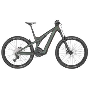 bici elettrica e-bike Scott Patron eRIDE 920 Black | 2022