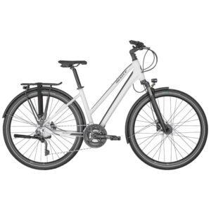bici elettrica e-bike Scott Sub Sport 10 Lady | 2022