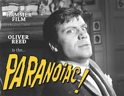 Cinedelica: Paranoiac (1962) heads to DVD and Blu-ray