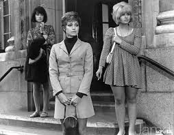 Sixties | Maureen Lipman, Suzy Kendall and Adrienne Posta in Up ...