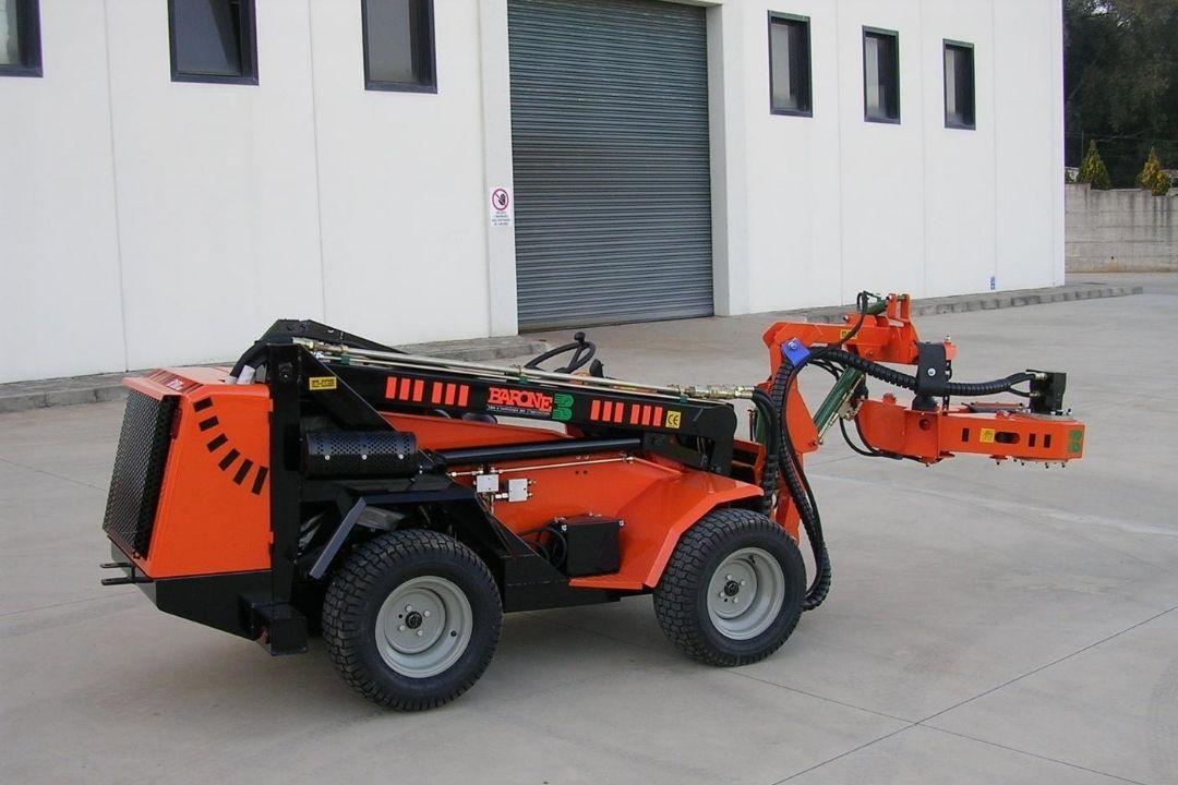 Barredora BARONE R160 4x4