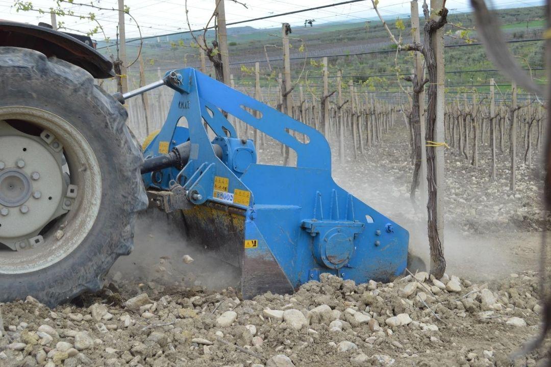 Trituradora OMAT Serie T