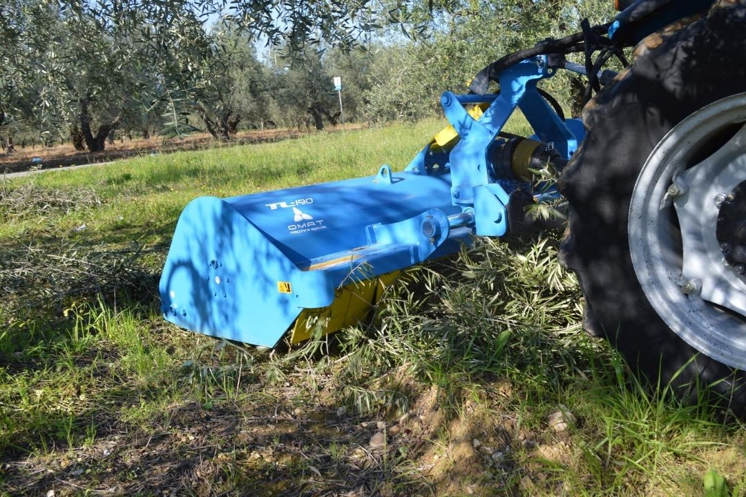 Trituradora OMAT Serie TL-S