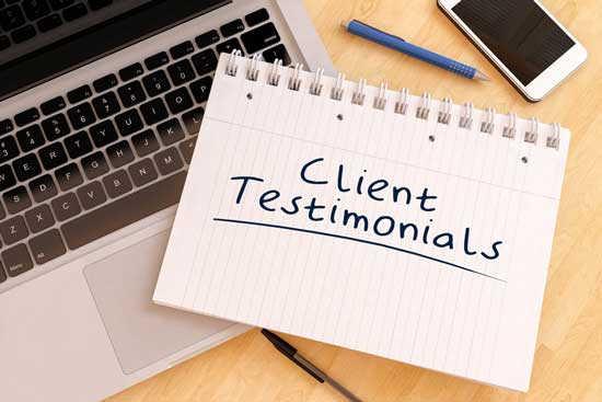 Training Client Testimonials