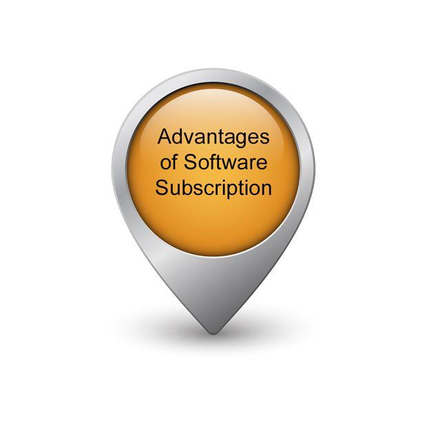 Advantages of Software Subscription