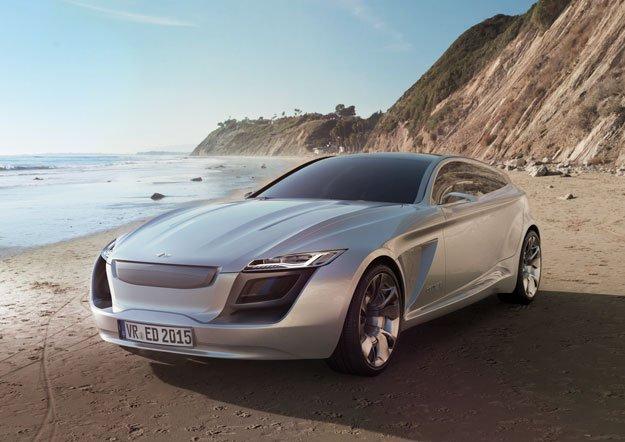 VRED Automotive Concept Design