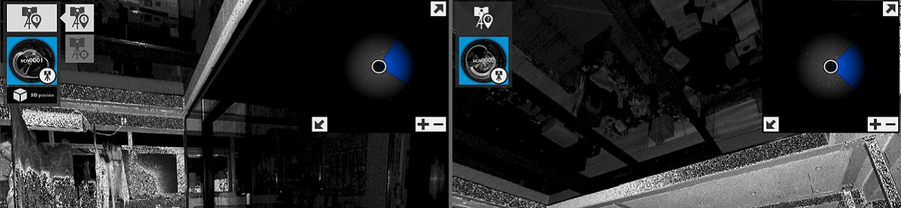 Scans in Recap Pro Header Image