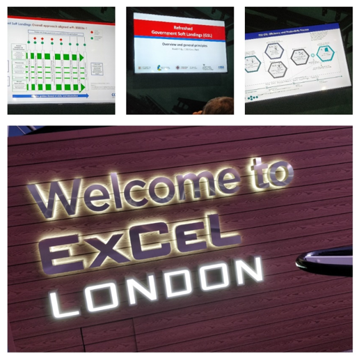 Welcome to Excel London for Digital Construction Week
