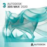 Autodesk 3ds Max 2020 Badge