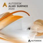 Autodesk Alias Surface 2020 Badge