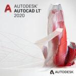 Autodesk Autocad LT 2020 Badge