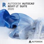Autodesk Autocad Revit LT Suite 2020 Badge