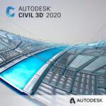 Autodesk Civil 3d 2020 Badge