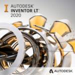 Autodesk Inventor LT 2020 Badge