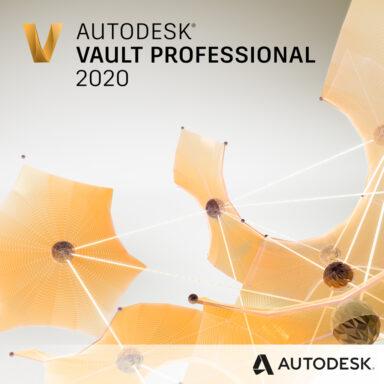 Autodesk Vault Professional 2020 Badge