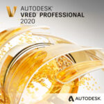 Autodesk VRED Professional 2020 Badge