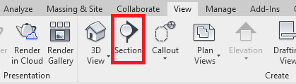 Revit Reference Section