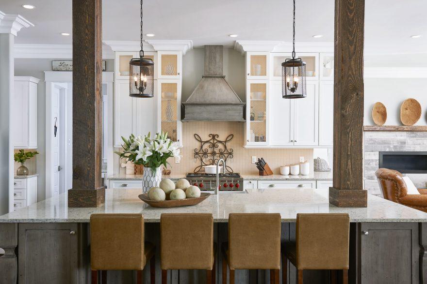 Kitchen Design by Elite Home Services