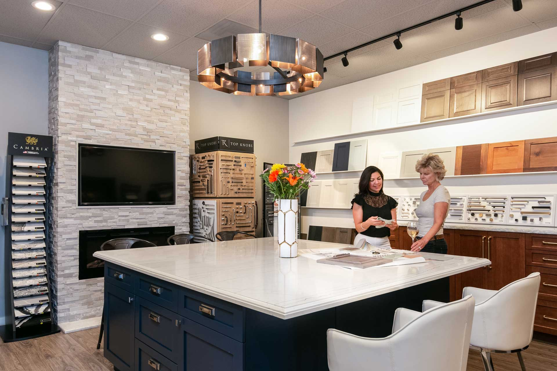 Kitchen showroom Santa Barbara, CA