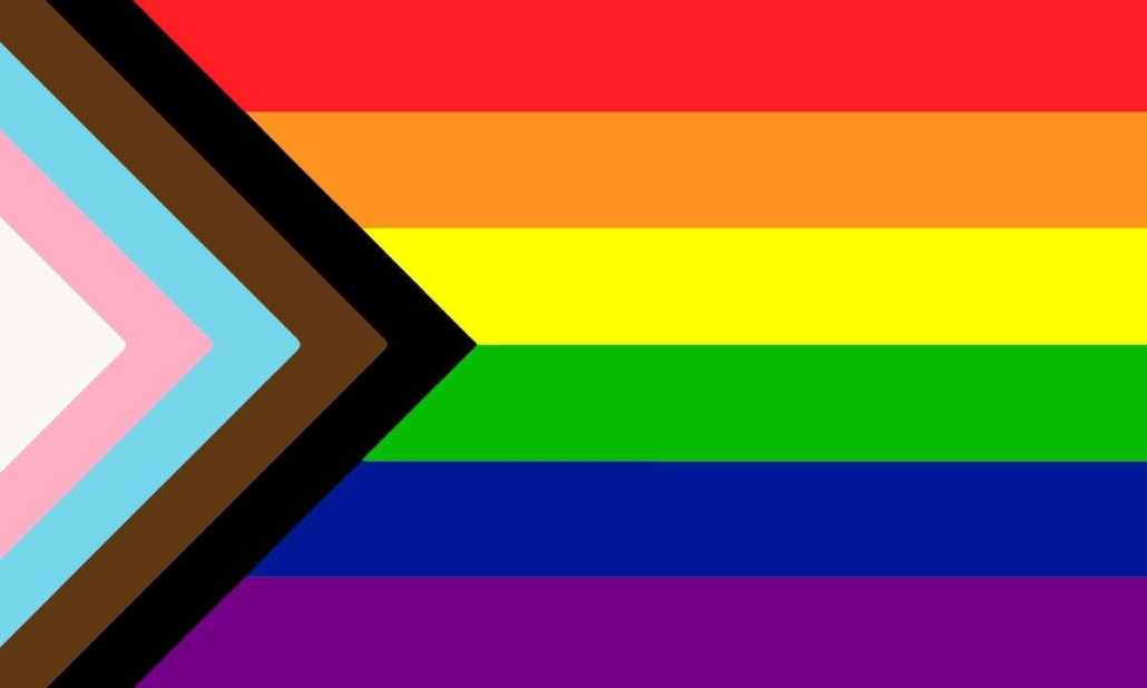 This image has an empty alt attribute; its file name is new-pride-flag-01-1030x618.jpg