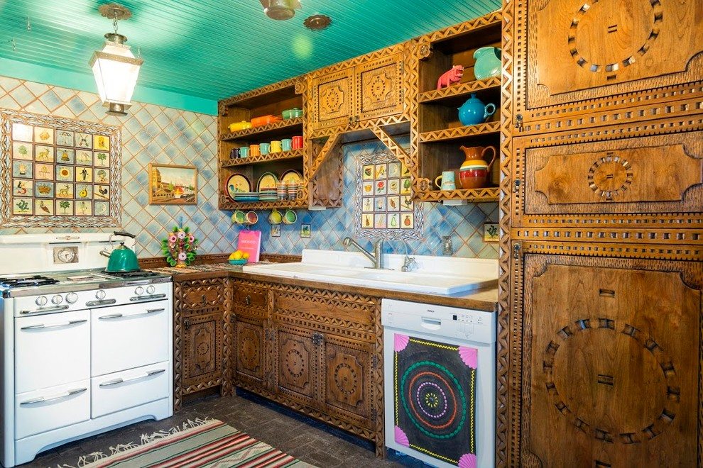 Southwestern Kitchen Design<