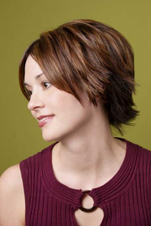 Elegant Short Hairstyles For Women (8)
