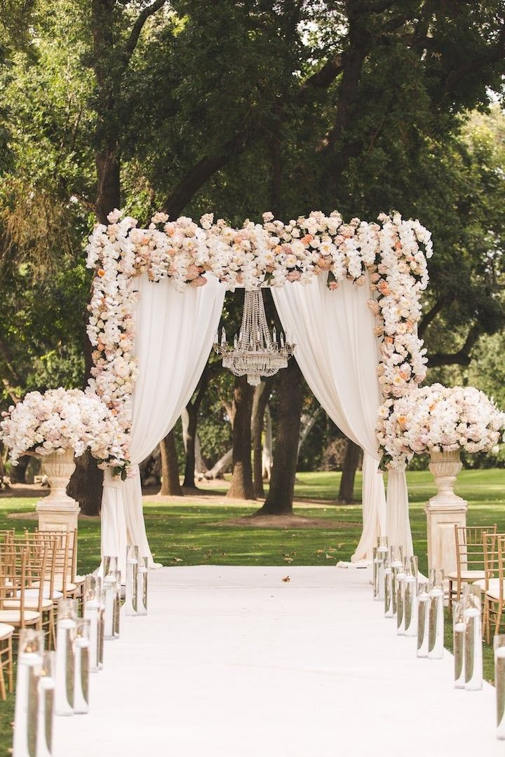 Outdoor Wedding Decoration beautifulfeed (11)