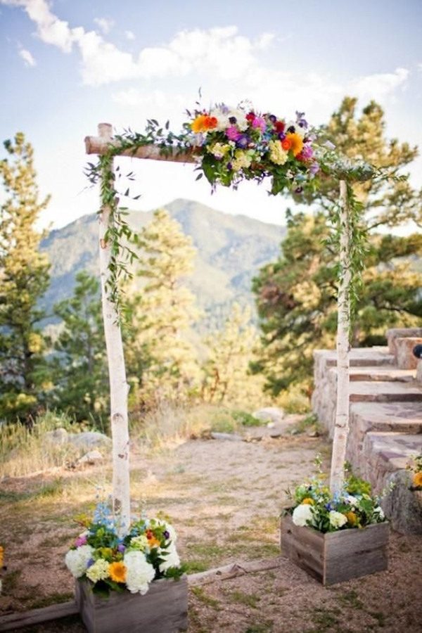 Outdoor Wedding Decoration beautifulfeed (14)