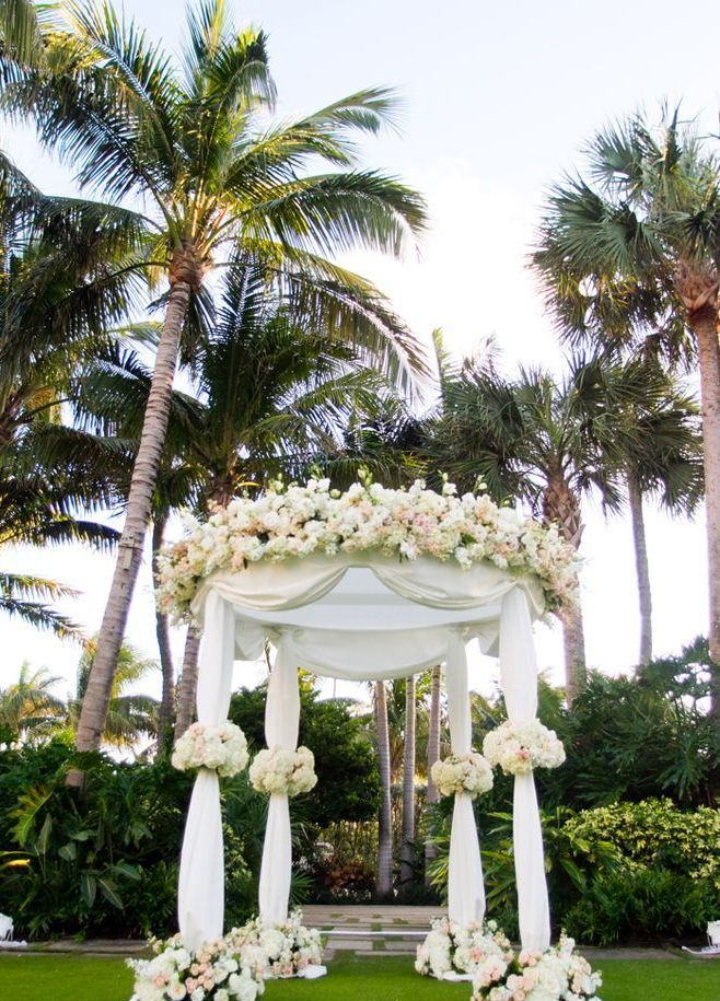 Outdoor Wedding Decoration beautifulfeed (15)