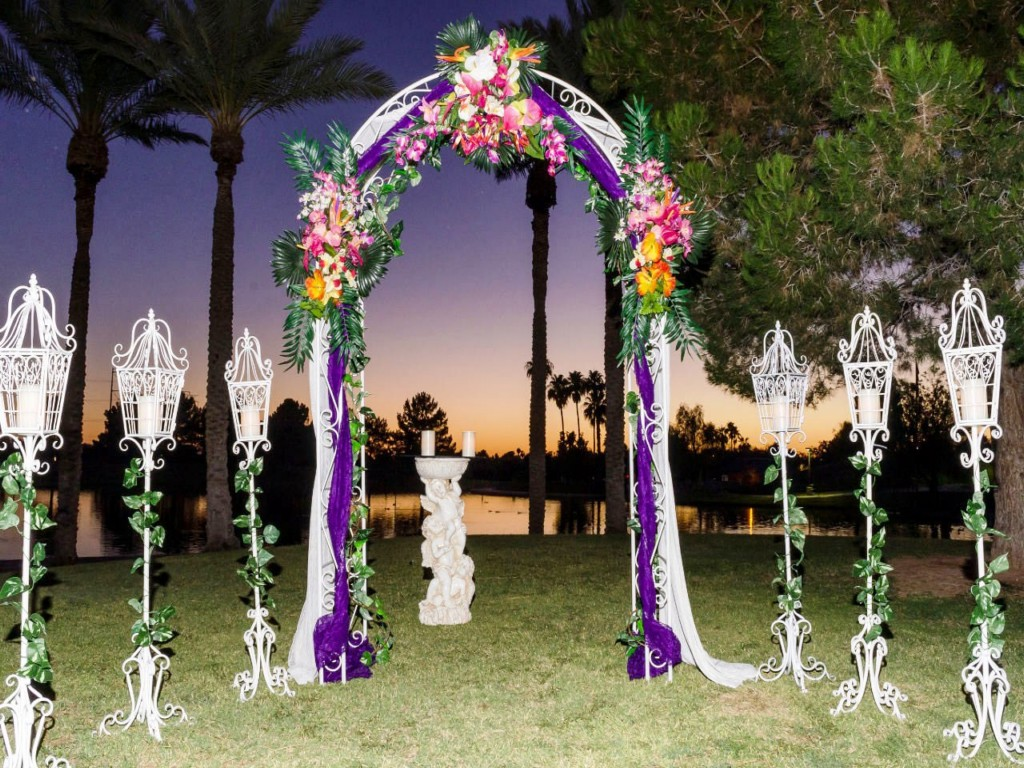 Outdoor Wedding Decoration beautifulfeed (16)