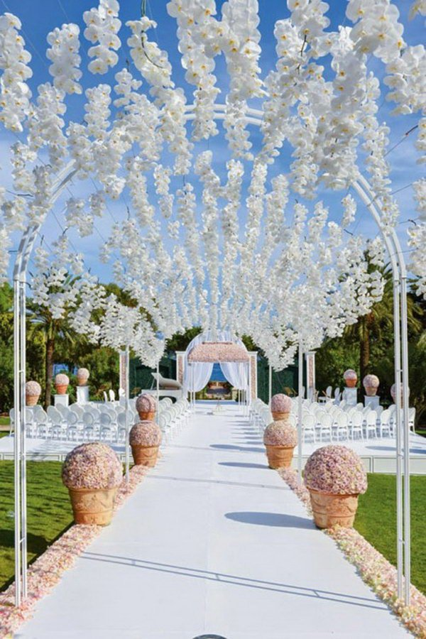 Outdoor Wedding Decoration beautifulfeed (22)