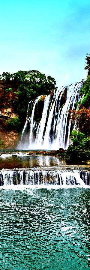 Huangguoshu Waterfall, China