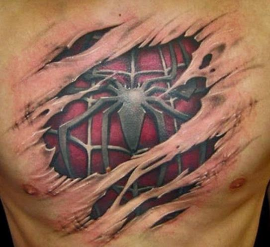 3D Tattoo Design beautifulfeed (1)