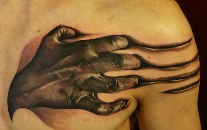 3D Tattoo Design beautifulfeed (28)