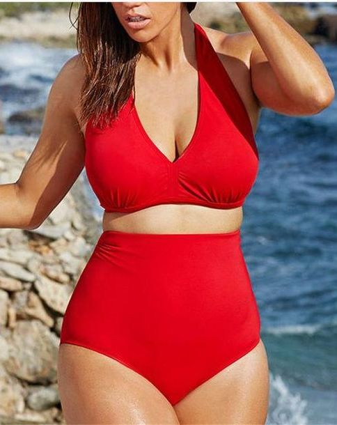 Bikini Brazilian High Waist Swimsuit Beautifulfeed