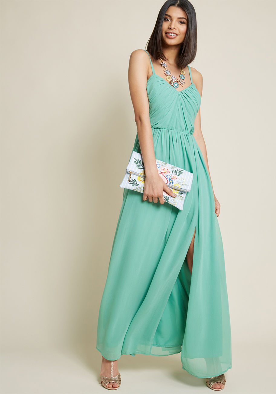 Genuine Grandeur Maxi Dress Beautifulfeed