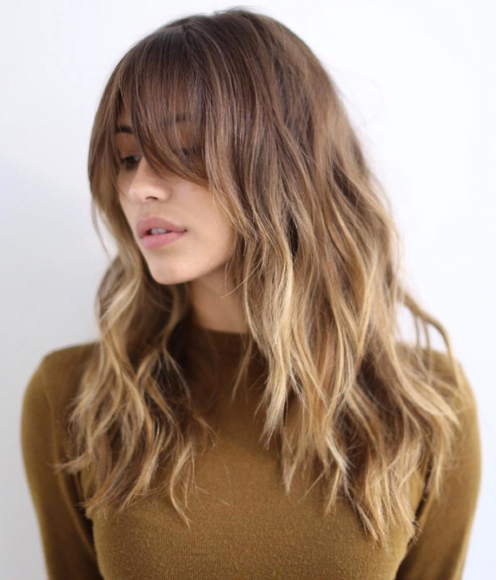 Medium Length Hairstyles Beautifulfeed (27)