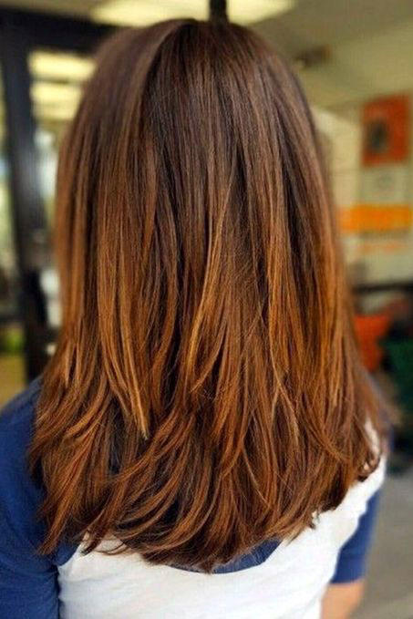 Medium Length Hairstyles Beautifulfeed (34)