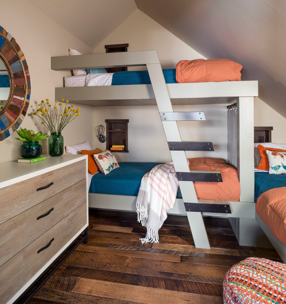 Contemporary Style Bunk Beds Beautifulfeed