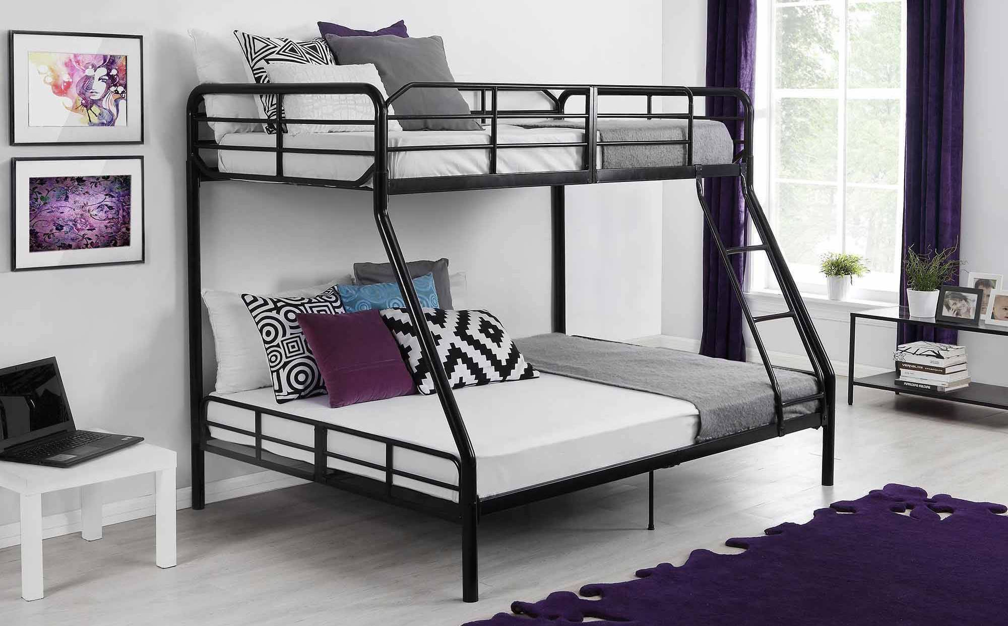 Twin Over Full Bunk Bed Beautifulfeed