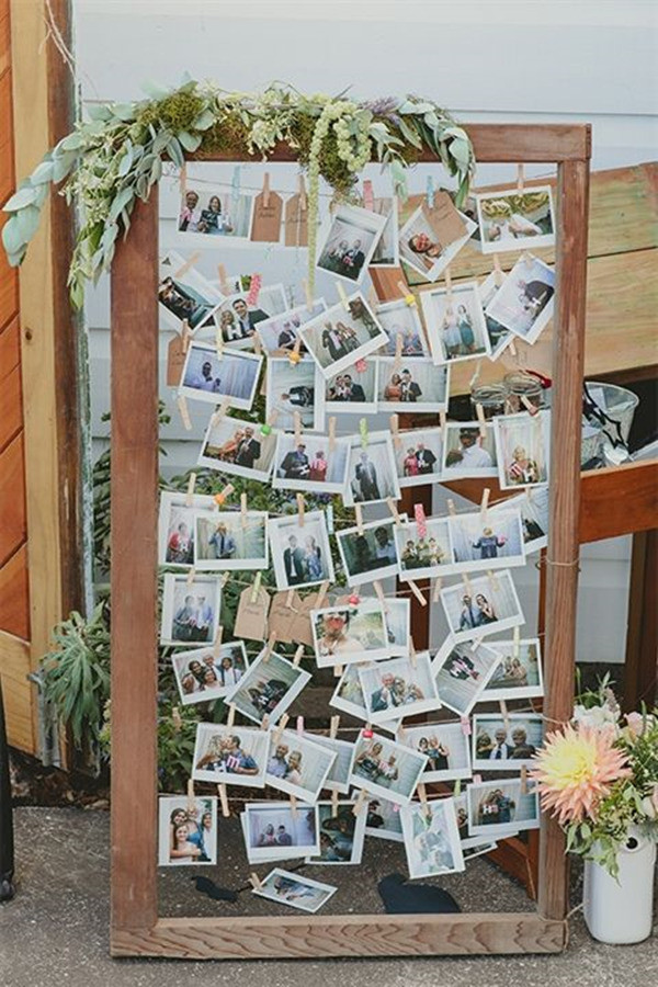 Outdoor Wedding Ideas With Frames