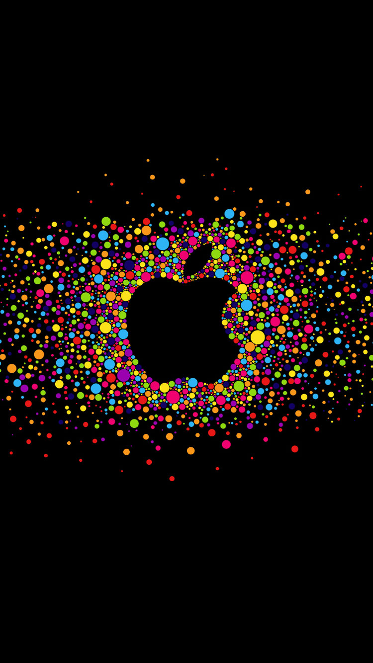 50 Apple IPhone Wallpapers For Free Download