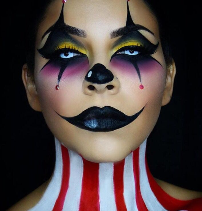 Clown Makeup (11)