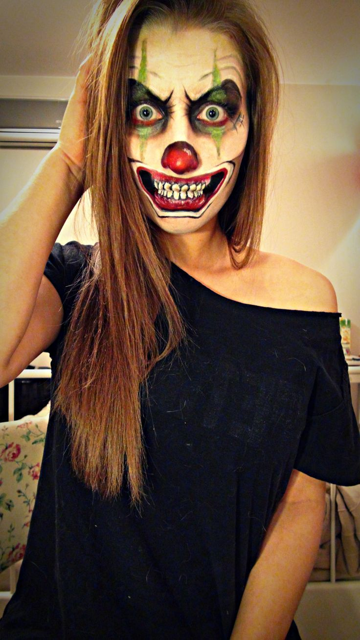 Clown Makeup (8)