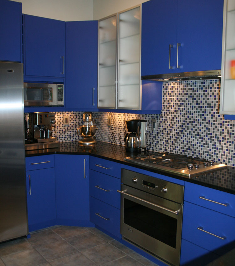 Contemporary Kitchen Cabinet (11)